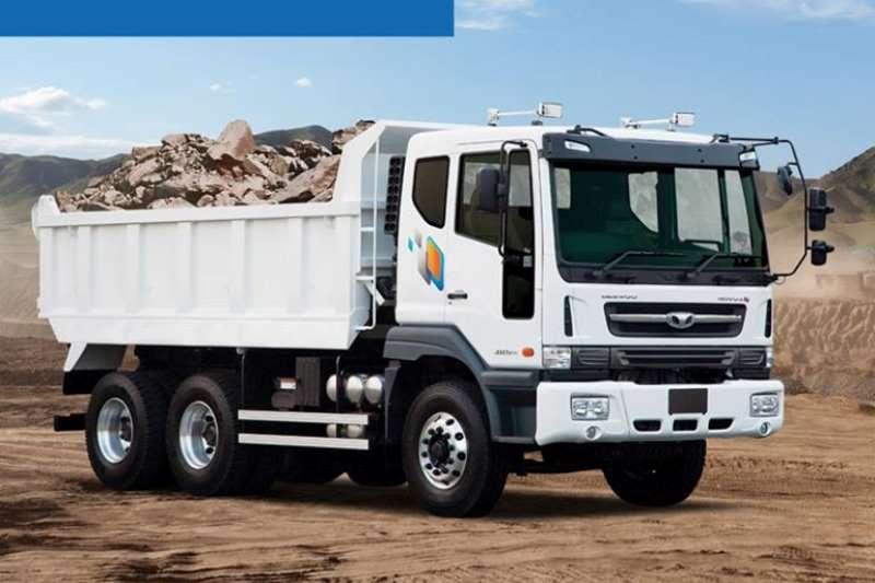 Daewoo Truck Tipping body New Daewoo K5DEF 10 CUBE Tipper 2020