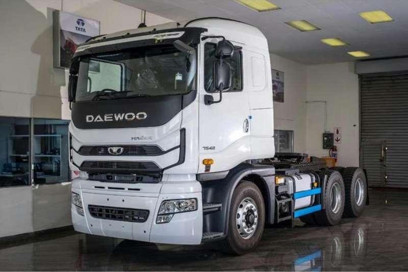 Daewoo Truck-Tractor Double axle DAEWOO KL3TX TRUCK TRACTOR EATON NEW 2019