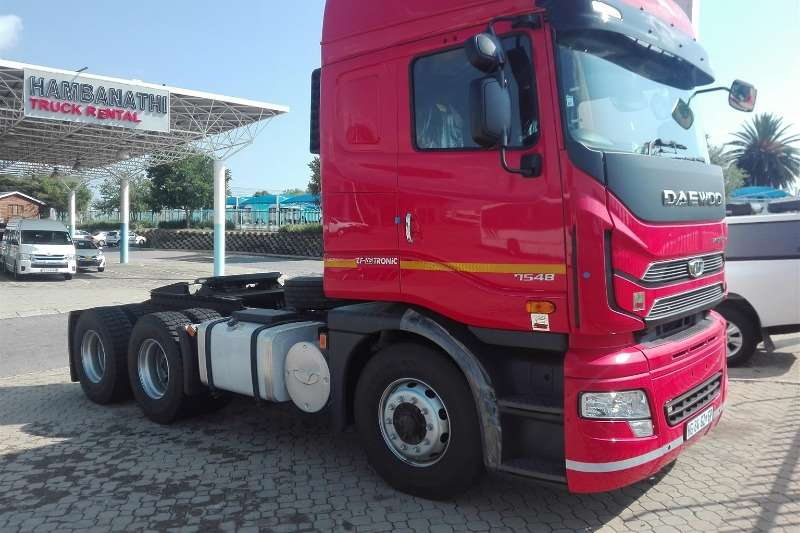 Daewoo Truck-Tractor Double axle DAEWOO KL3TX ZF TRUCK TRACTOR NEW 2019