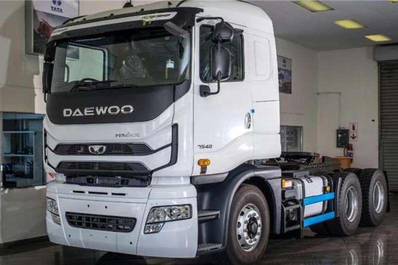 Daewoo Truck tractors Double axle DAEWOO KL3TX EATON TRUCK TRACTOR NEW 2020