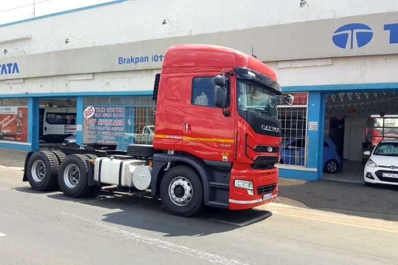 Daewoo Truck tractors Double axle New Daewoo KL3TX   EATON 6x4 480HP 2020