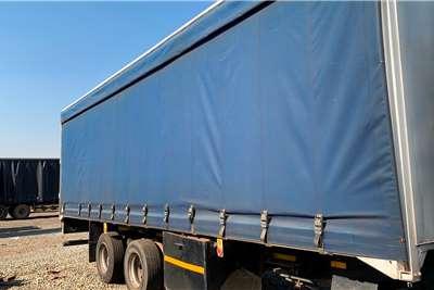 DAF 55 220 TAUTLINER Box trucks