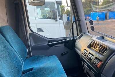 DAF 55.220 + 8.5m drop side body Truck