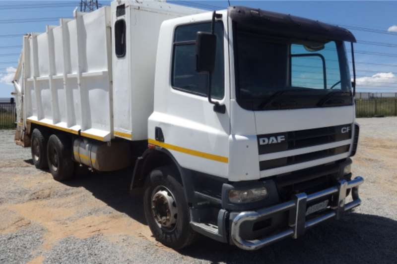 DAF Truck CF Refuse Compactor 2006