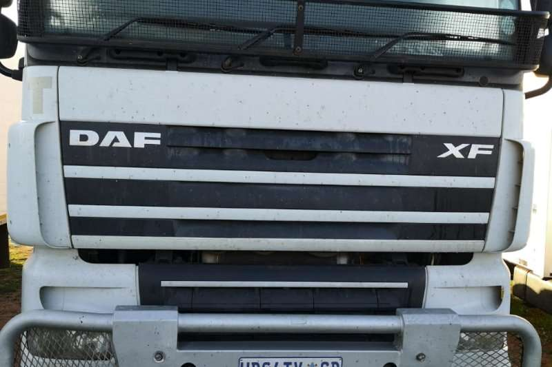 DAF Truck Chassis cab XF 105 2014