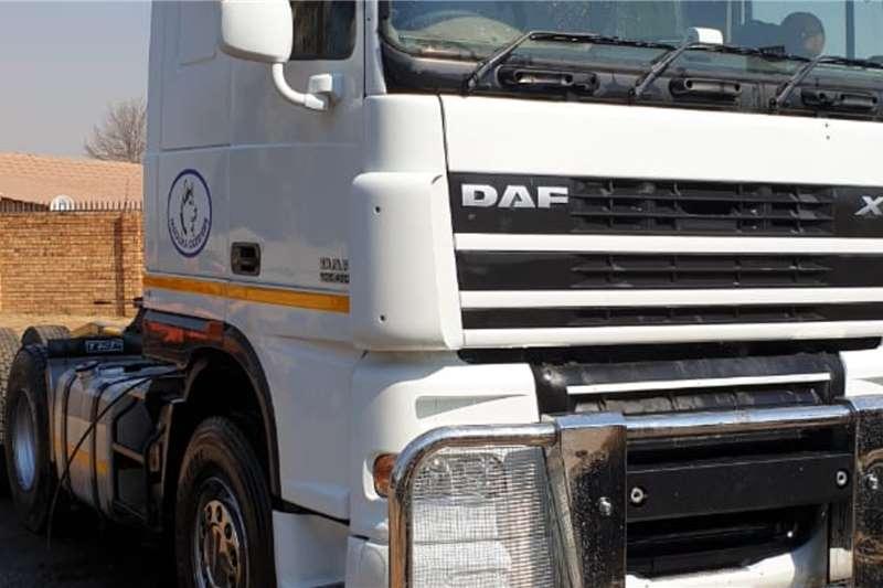 DAF FX 105 460 Rebuilt Truck