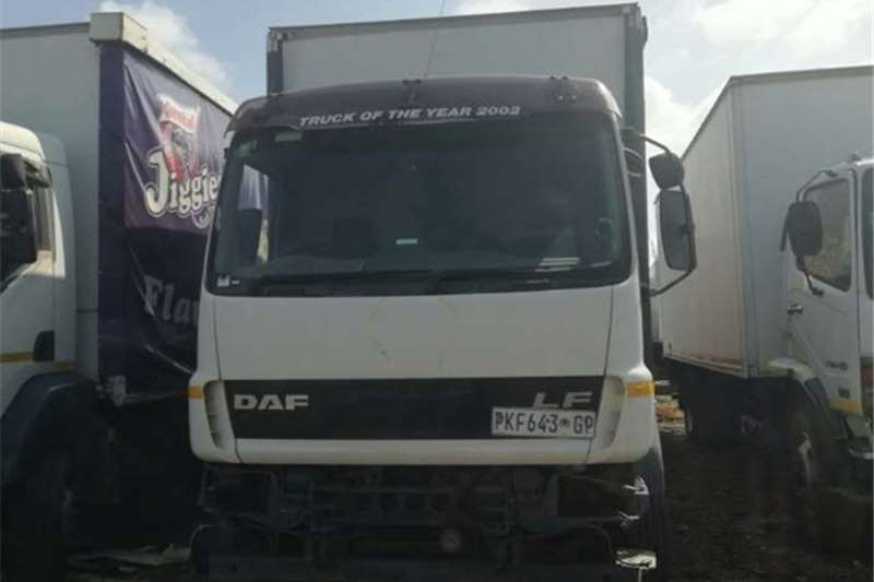DAF Engines Truck spares and parts
