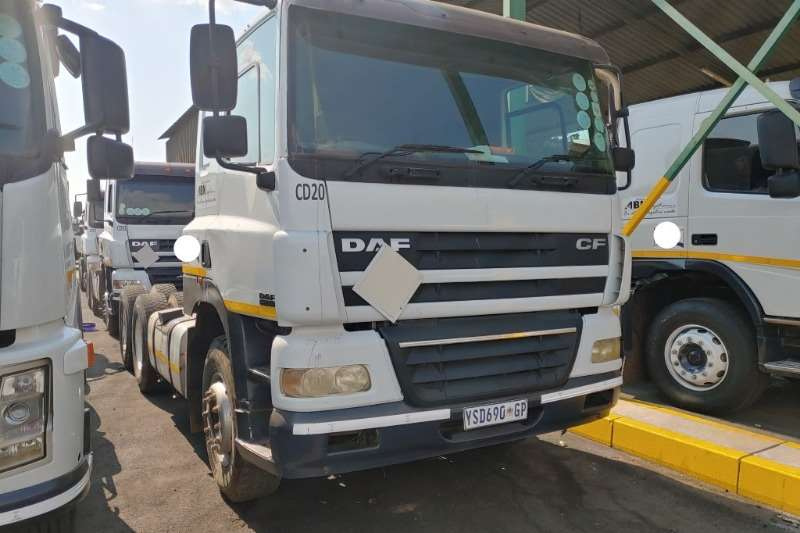 DAF Truck-Tractor 85.430 2008