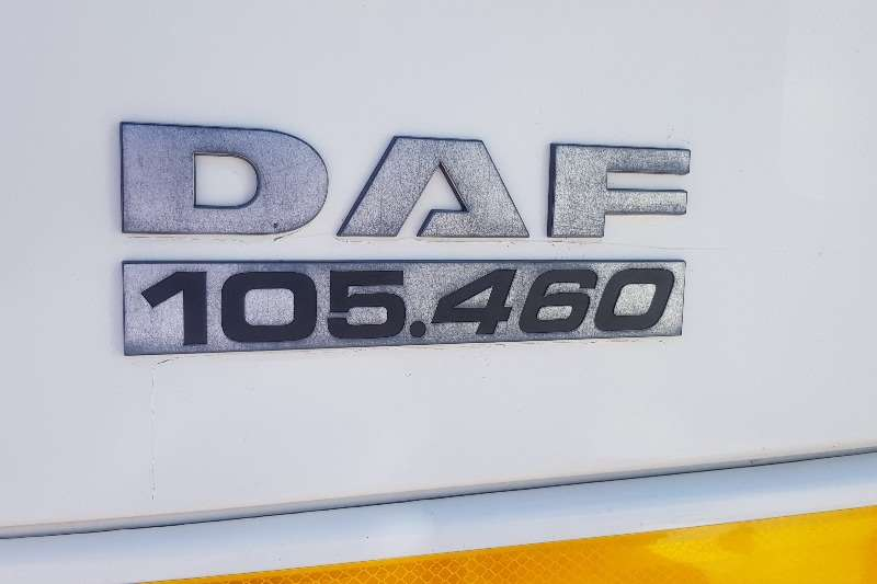 DAF Double axle 105  460 Truck-Tractor