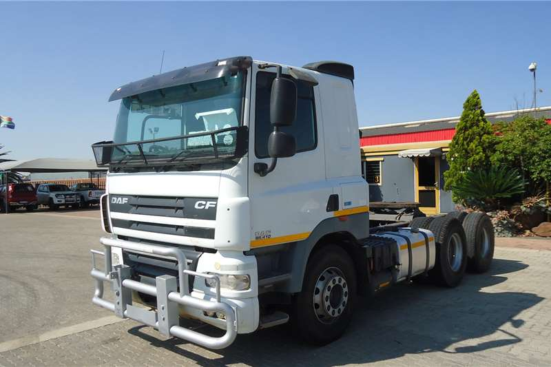 DAF Truck-Tractor Double Axle 85.410 T/T C/C 2014