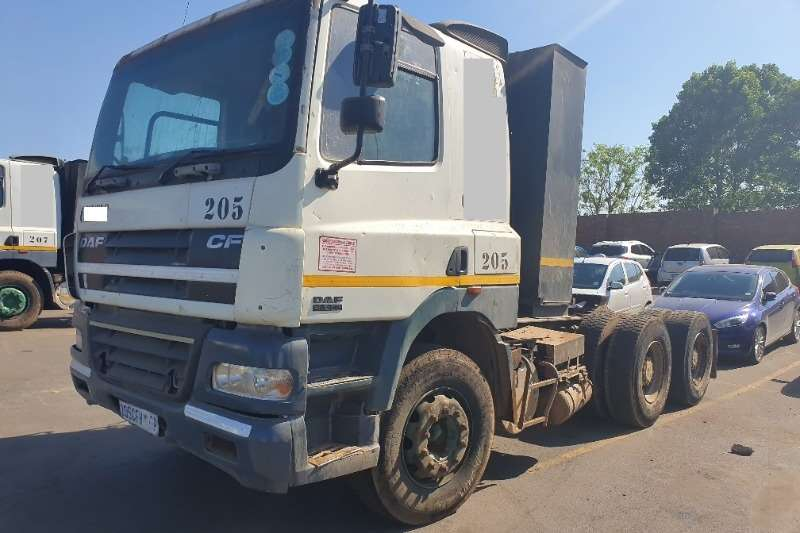 DAF Truck-Tractor Double axle CF85 430 (10 available) View by appointment 2005