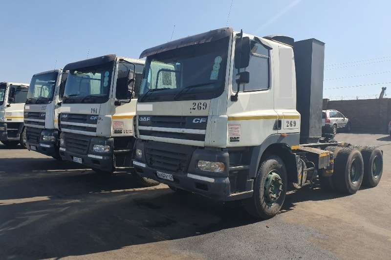 DAF Truck-Tractor Double axle CF85 430 (19 available) View by appointment 2006