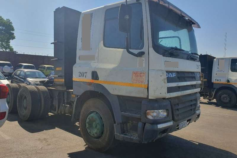 DAF Truck-Tractor Double axle CF85 430 (4 available) View by appointment 2004