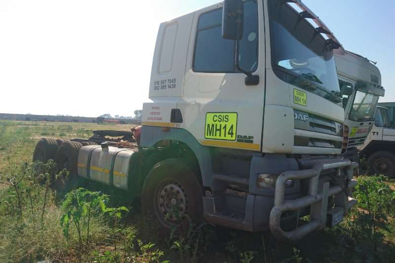 DAF Truck-Tractor Double axle CF85 430