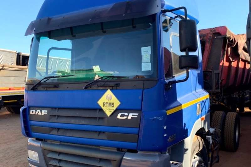 DAF Truck-Tractor Single axle 85 380 2003