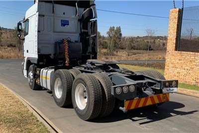 DAF 2016 DAF XF 105 460 Truck tractors
