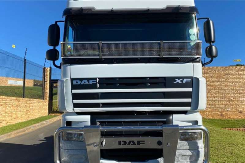 DAF 2018 DAF XF105 460 Truck tractors
