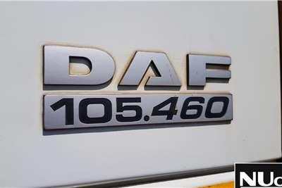 DAF DAF 105 460XF 6X4 HORSE Truck tractors