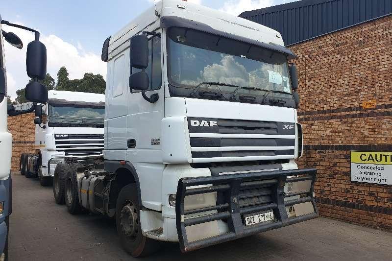 DAF Truck tractors DAF XF105.460FTT 6X4 Truck Tractor 2014