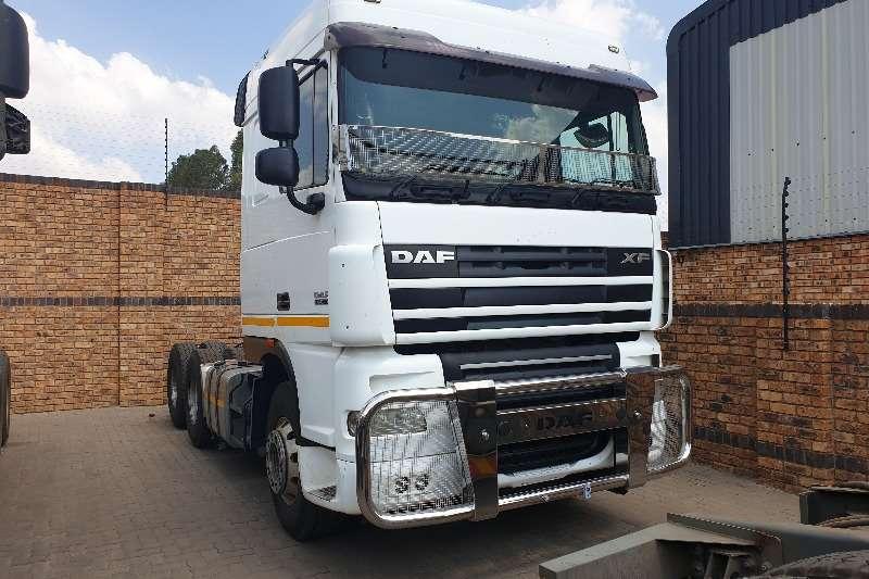 DAF Truck tractors DAF XF105.460FTT 6X4 Truck Tractor 2016