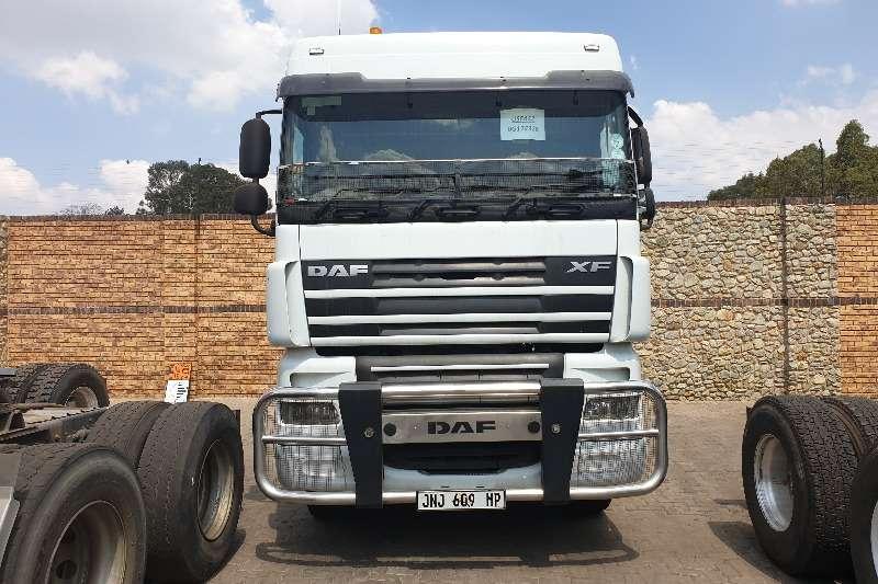 DAF Truck tractors DAF XF105.460FTT 6X4 Truck Tractor 2018