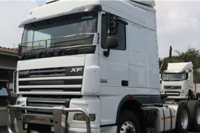 DAF Double axle 2016 DAF XF 105. 460 (6×4). Excellent condition. Truck tractors
