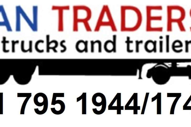 DAF Double axle 95 480 Truck tractors