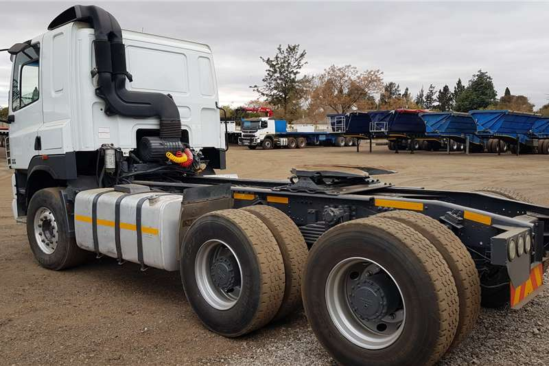 DAF Double axle CF85.410 Hub Reduction Spring Suspention Truck tractors