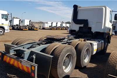DAF Double axle DAF CF 85.430 6x4 TRUCK TRACTOR Truck tractors
