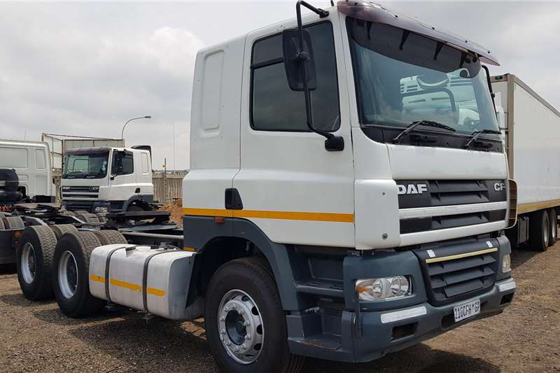 DAF Truck-Tractors Double Axle DAF CF85.430 Auto 2007