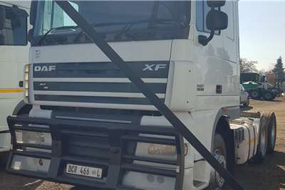 DAF Double axle DAF XF 105.460 6X4 TRUCK TRACTOR Truck tractors