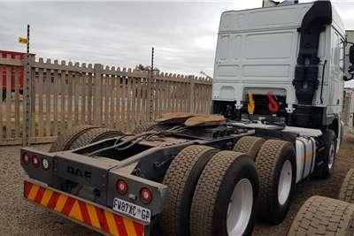 DAF Double axle XF105.460 Retarder, Free Hydraulics Truck tractors