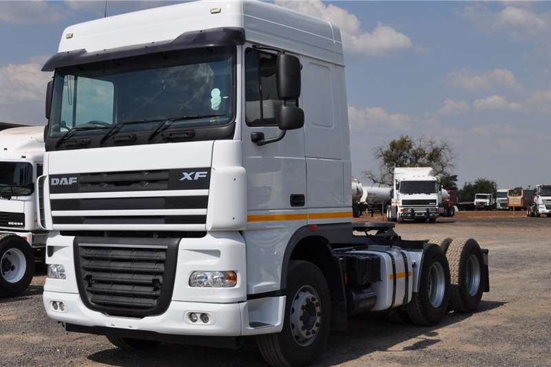 DAF PRE OWNED XF105.460 Truck tractors
