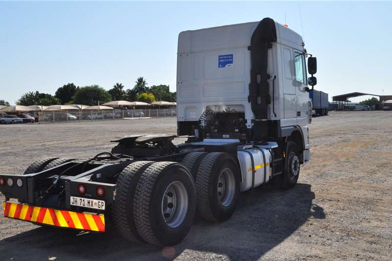 DAF PRE OWNED XF105.460FTT SR1360 SPACE CAB Truck tractors