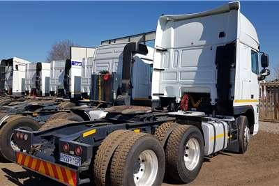 DAF XF105.460 Retarder, Space X Cab, FSH Truck tractors