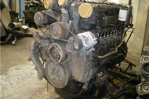 DAF Truck tractors XF95 480 Engine