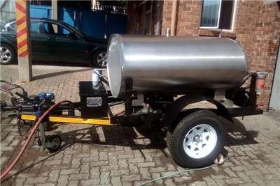 Diesel bowser Trailer Diesel bowser trailer