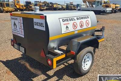 PLATINUM 1000L DIESEL BOWSER Diesel bowser trailer