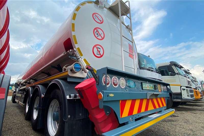 GRW 48 000L Diesel tanker