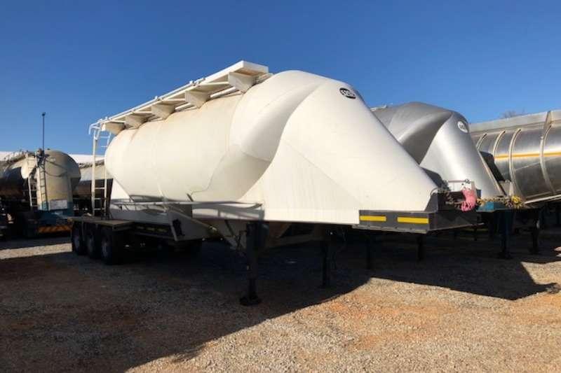 Duncan Trailers Dry bulk tanker Duncanmec 35m³ Tri Axle Dry bulk 2011