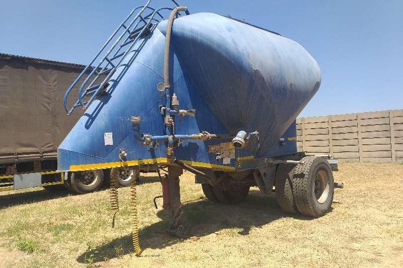 Duncanmec Trailers Dry bulk tanker 2016 Duncanmec Drybulk Tanker 2016