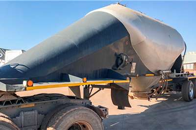 Duncanmec Dry bulk tanker Dry Bulk Tanker 24m³ Trailers