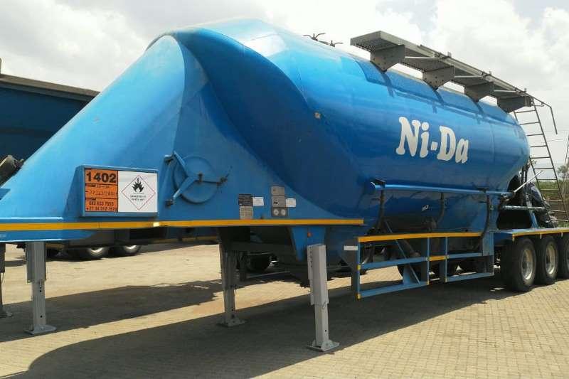 Duncanmec Trailers Dry bulk tanker DRYBULK TANKERS 2009