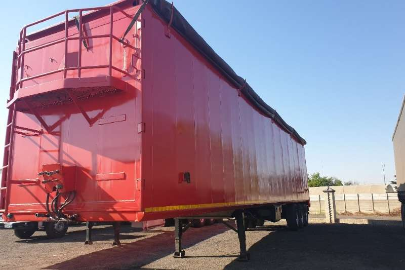 Duncanmec Trailers Walking floor 2017