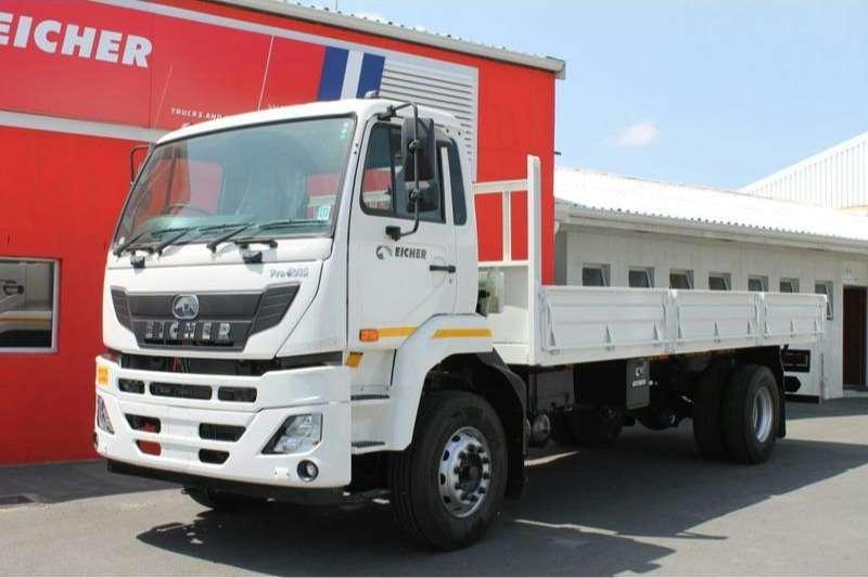 Eicher Dropside trucks Eicher Pro 6016   with 6.5m Dropside Body 2019