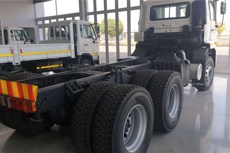2020 Eicher  Eicher 6025 PRO 6X4 Tipper chassis