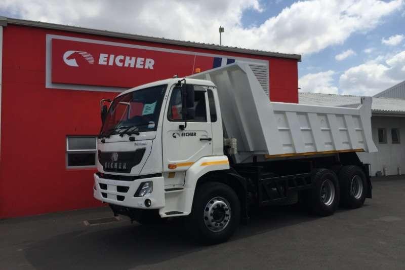 Eicher Tipper trucks Eicher 6025T 10m³Domex Tipper 2020