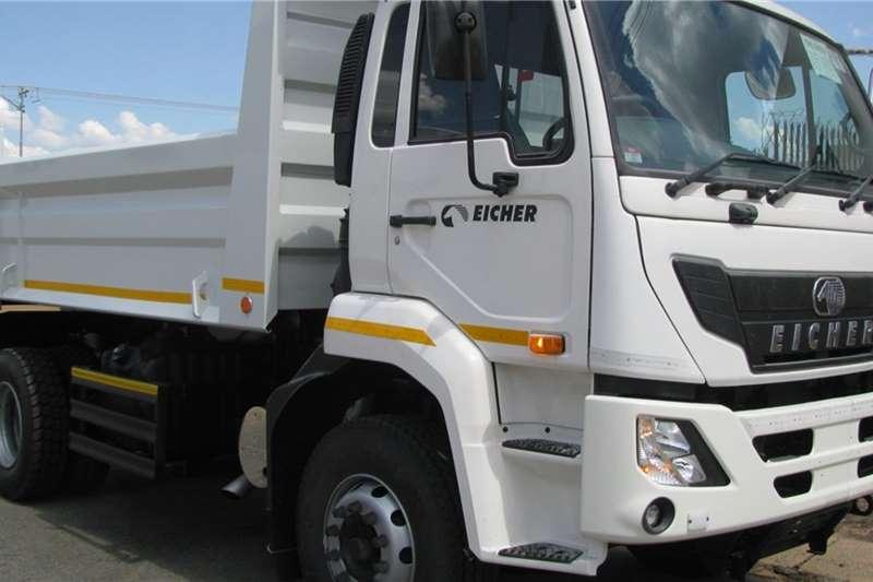 Eicher New Eicher PRO 6016 6m3 Tipper Tipper trucks