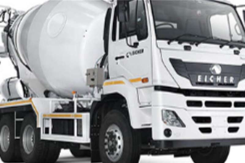 Eicher Truck Concrete mixer New Eicher PRO 6025 6 Cube Concrete Mixer 2020