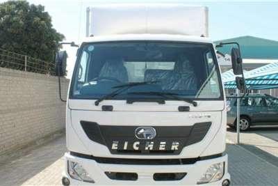 Eicher New Eicher Pro3008 Including 5.3m Van Body Truck